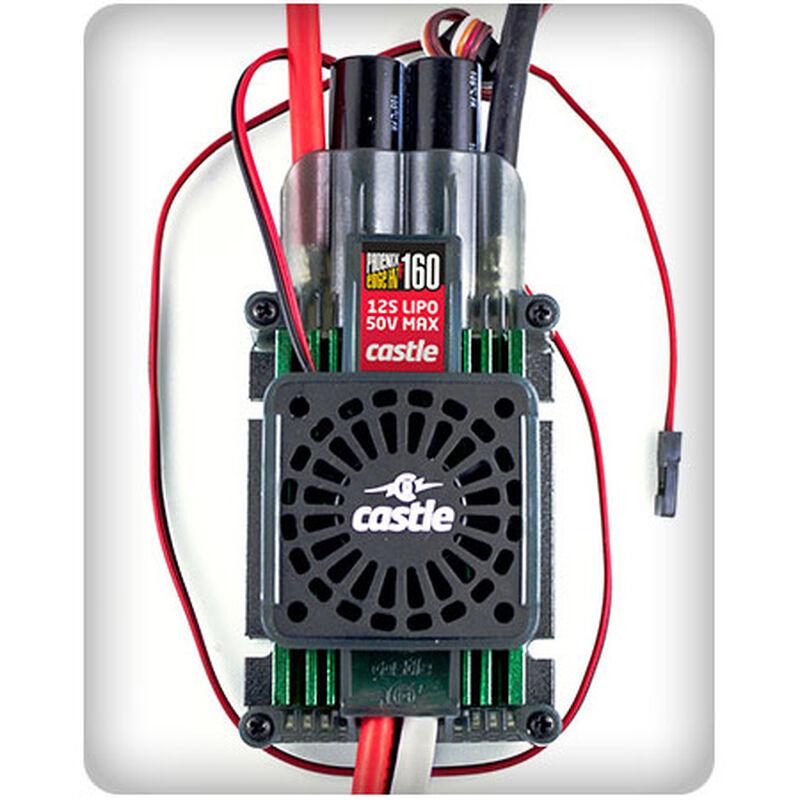 Phoenix Edge HVF 160 w/Fan 50V 160-Amp ESC