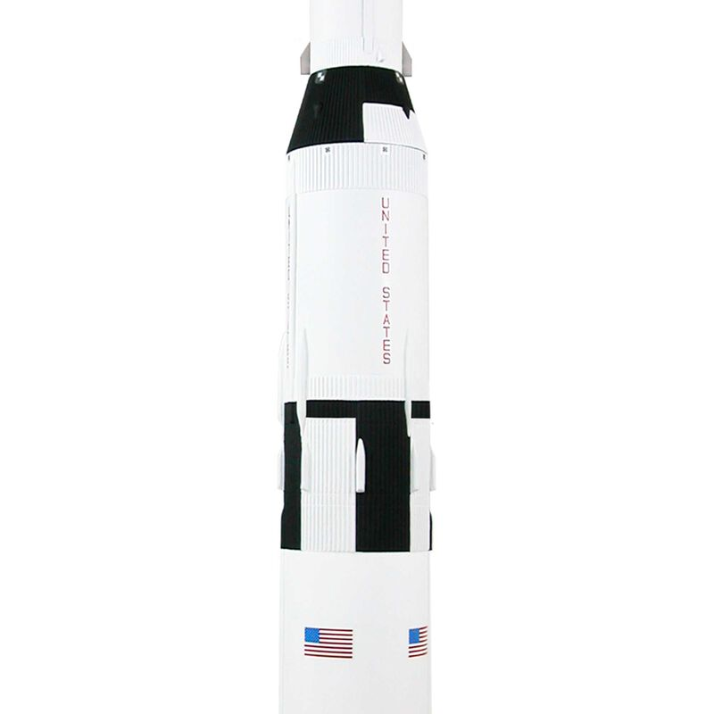 Saturn V 1/200 Scale ARF with stand