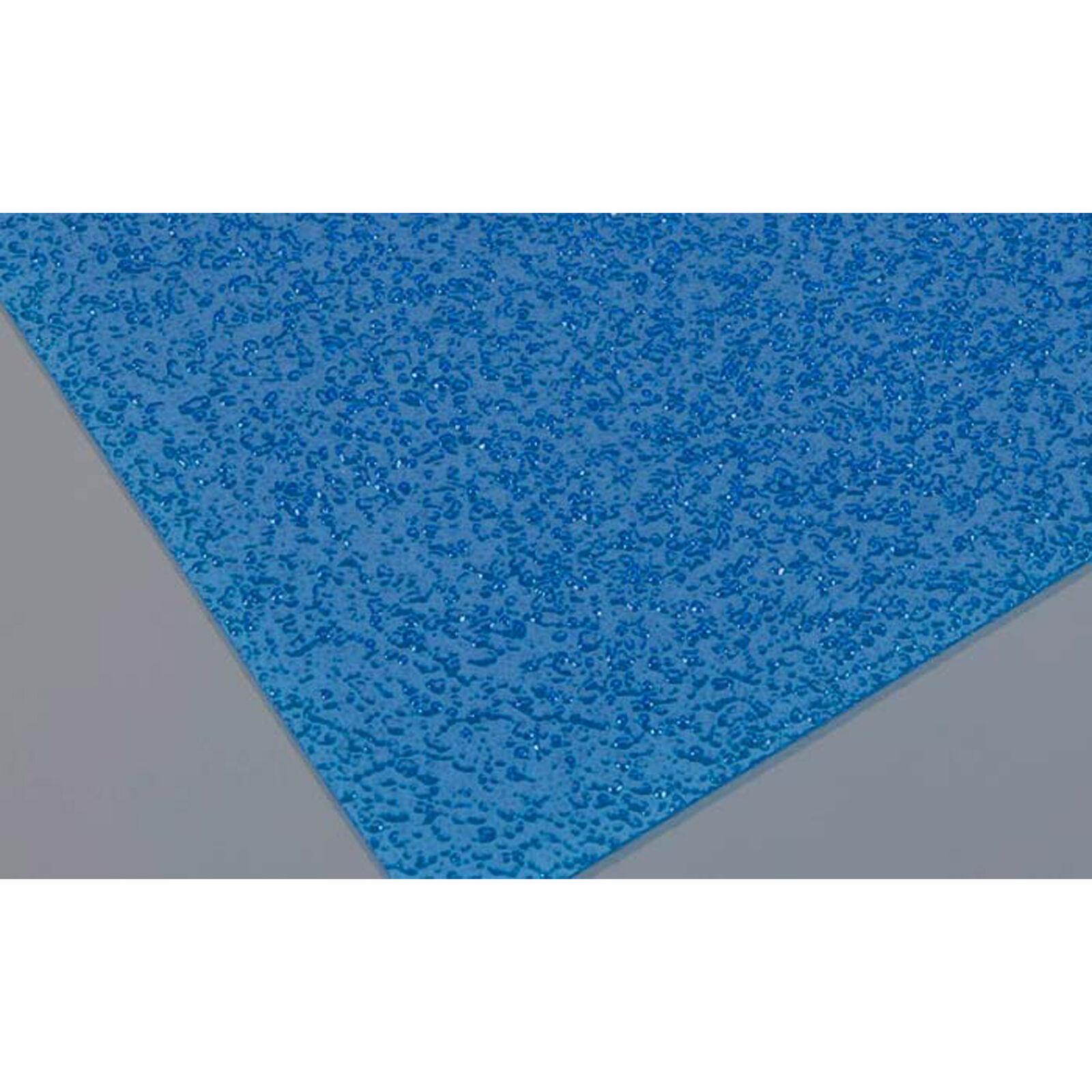 "Agitated Blue Water WPSB-308 (6"" X 9"")"