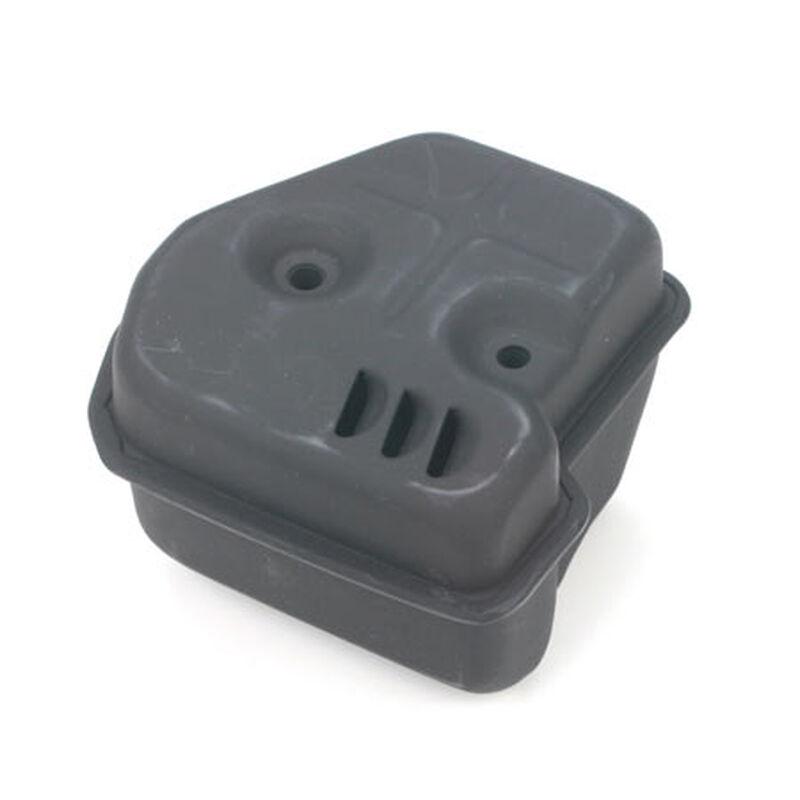 Muffler, G62 without bolts