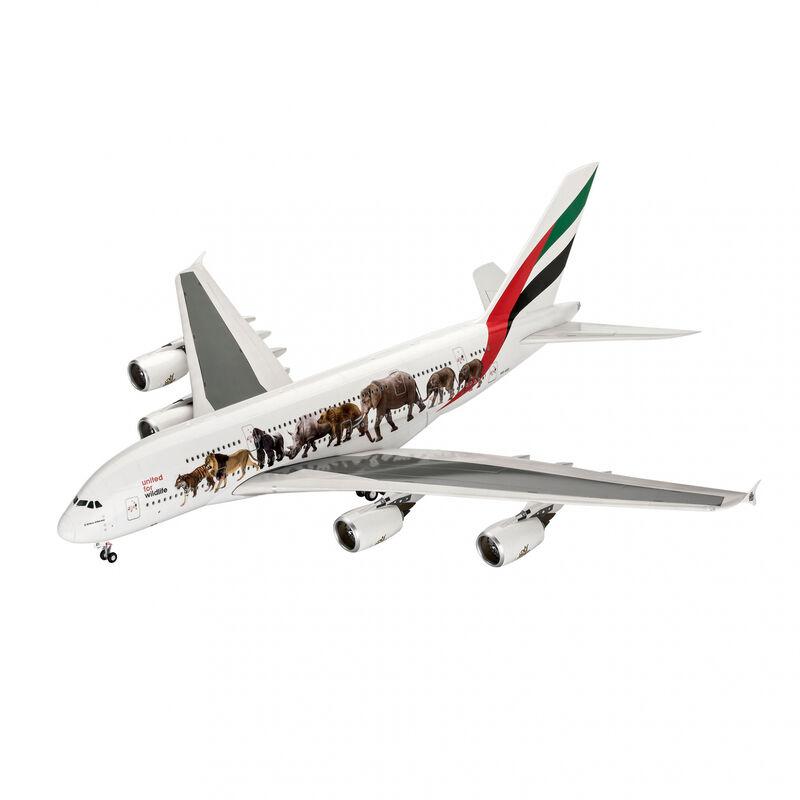 1/144 Airbus A380-800 Emirates Wild L