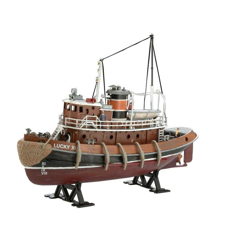 1/108 Harbour Tug Boat