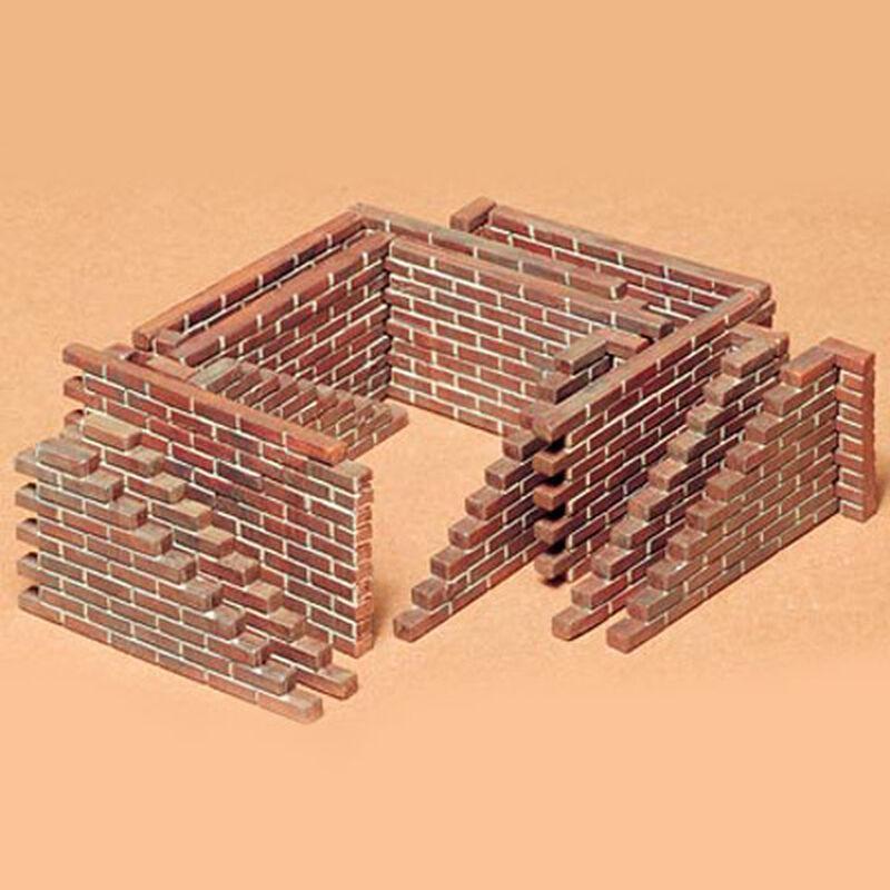 1/35 Brick Wall Set