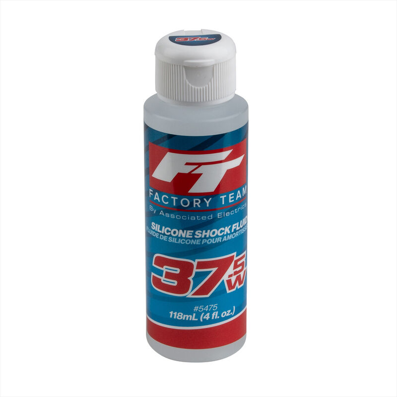 FT Silicone Shock Fluid, 37.5wt (463 cSt)