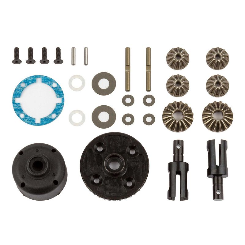 Differential Set Front & Rear: RC10B74