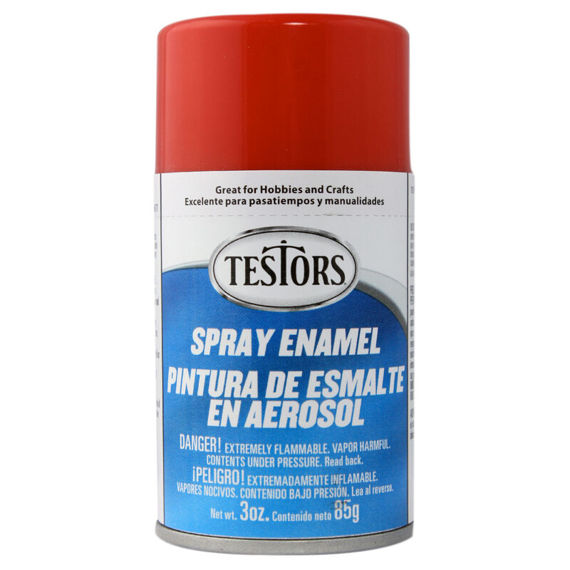 Spray 3 oz Red