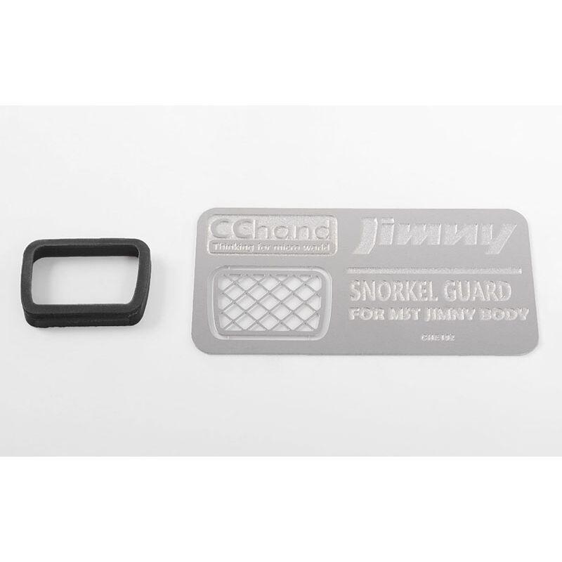 Snorkel Guard: MST 1/10 CMX with Jimny J3 Body