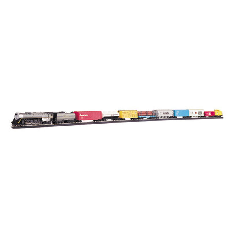 HO Overland Limited Train Set, UP