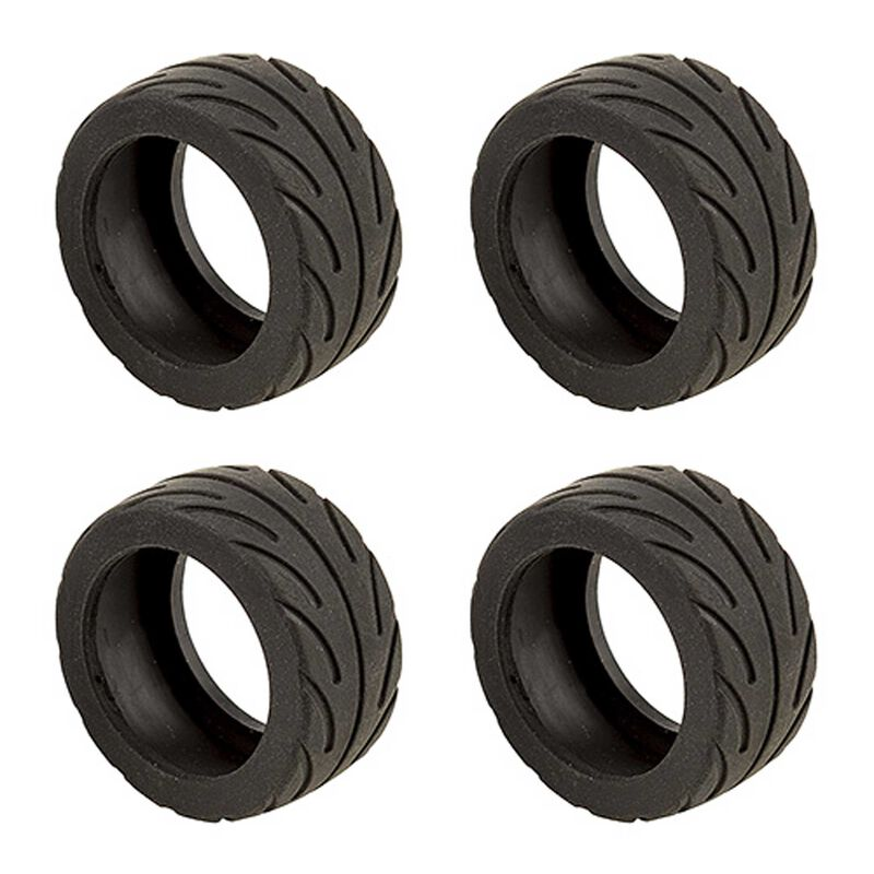 NanoSport Radial Tires, Black