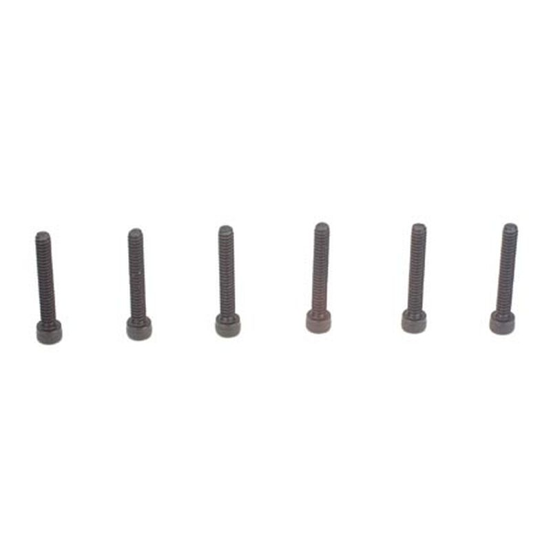 Socket Head Cap Screw, 4-40 x 3/4 (6)