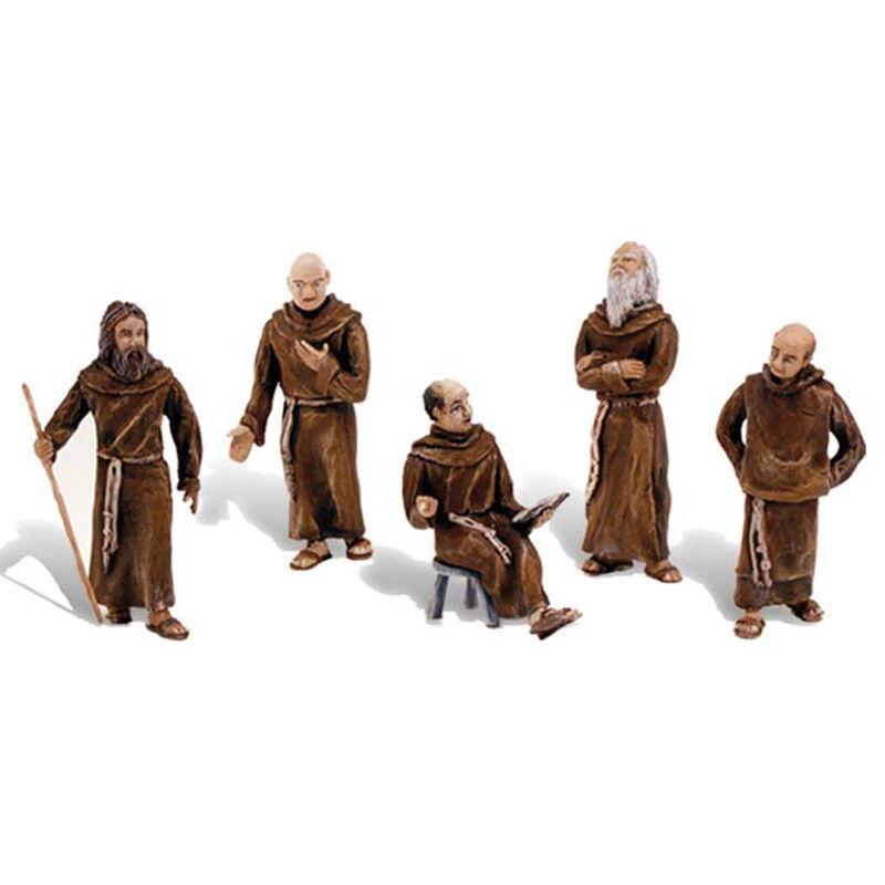 Scene-A-Rama Scene Setters, Friars Monks