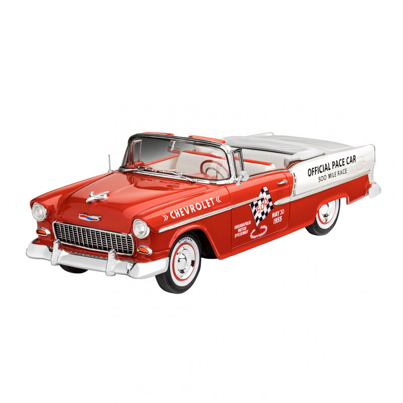 1/25 1955 Chevy Indy Pace Car