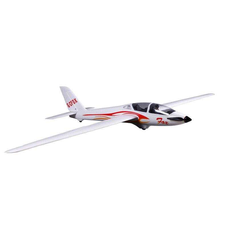 RC Glider  Park Flyer PNP Electric Power Sailplane airfoil E-385
