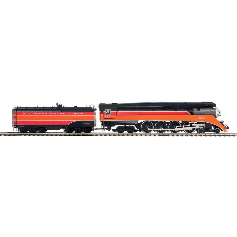 O Hi-Rail 4-8-4GS-4 w PS3 SP Lines #4449