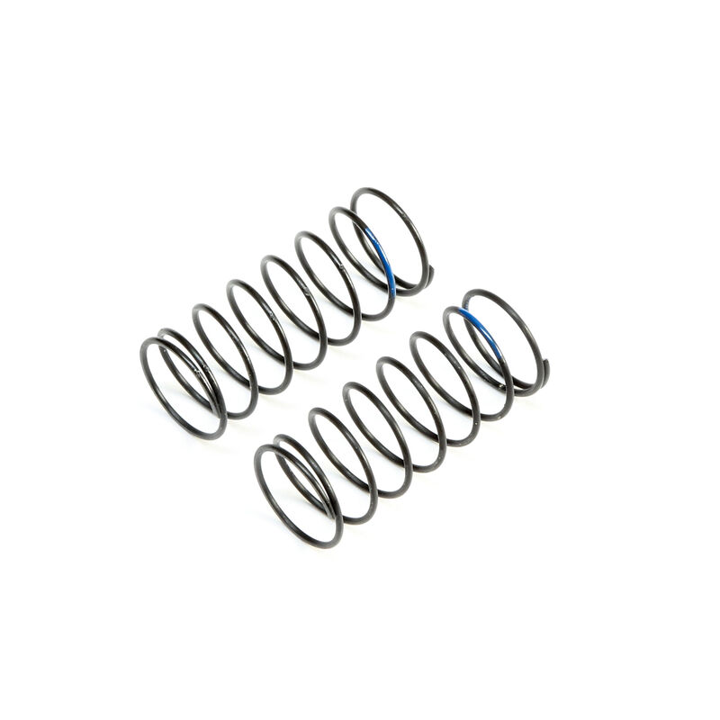 Front Springs, Blue, Low Frequency 12mm (2)