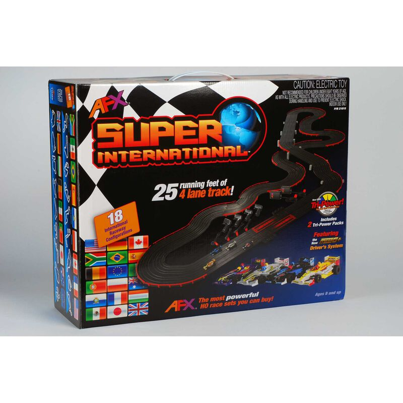 Super International (MG+) Set