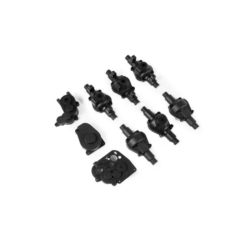 Transmission Gear Box & Axle Set: Atlas 6x6