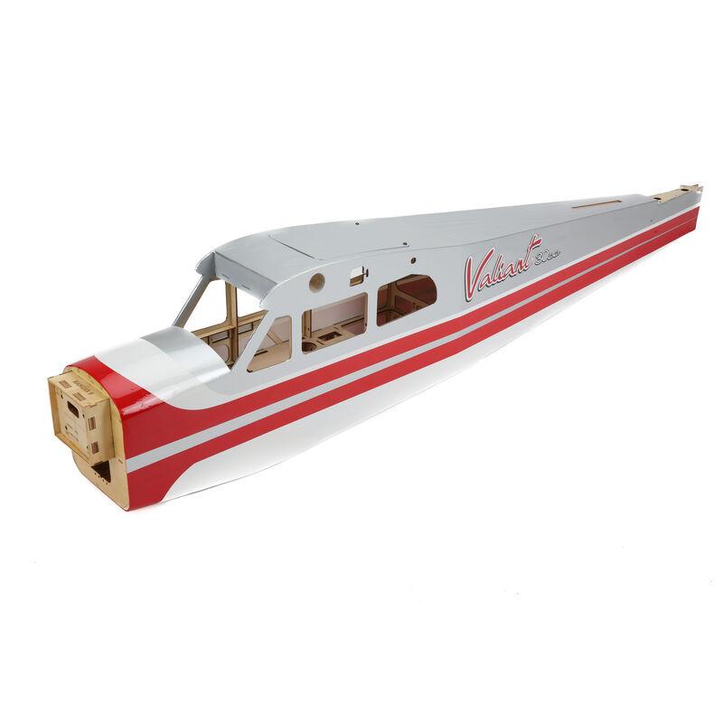 Fuselage: Valiant 30cc