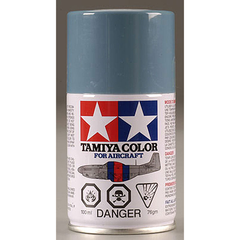 Aircraft Spray Paint AS-19 Intermediate Blue (USN) 100ml