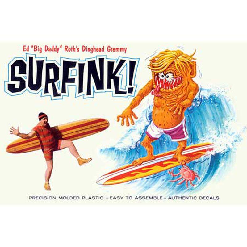 Ed Big Daddy Roth Surfink