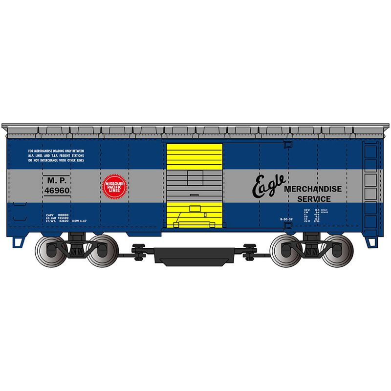 HO Track Cleaning Box MP