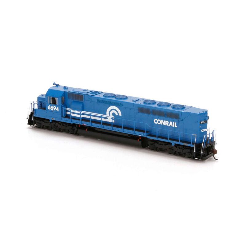 HO SDP45 w DCC & Sound CR #6694