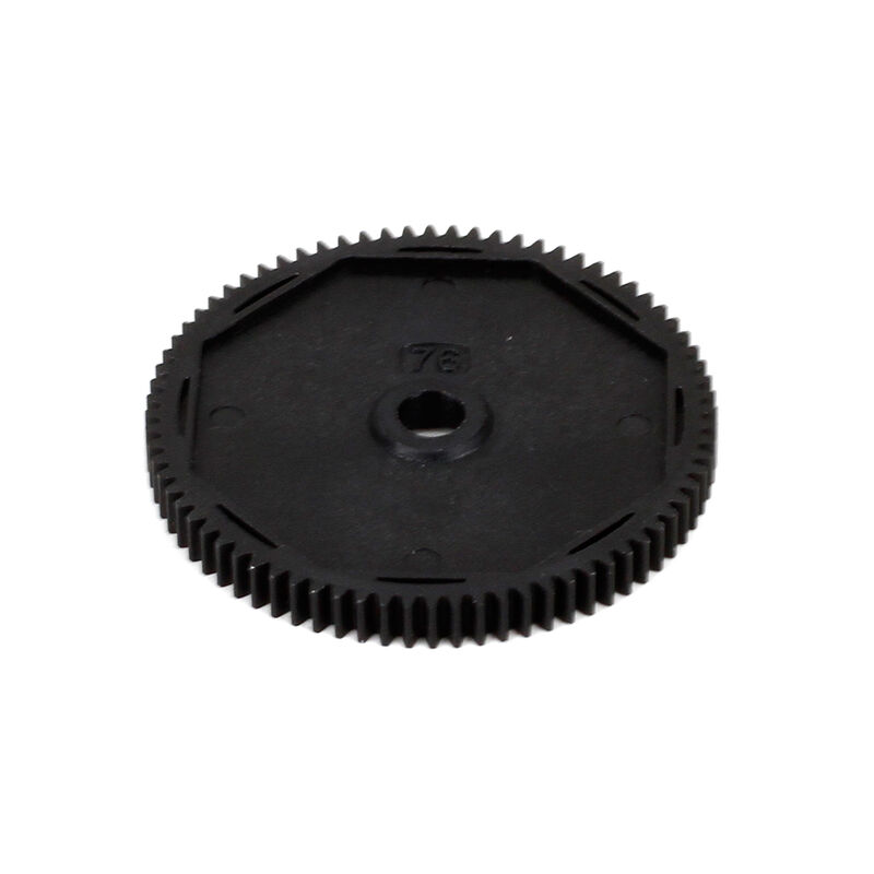 HDS Spur Gear, 76T 48P, Kevlar: All 22