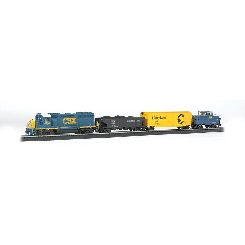 HO Coastliner Train Set