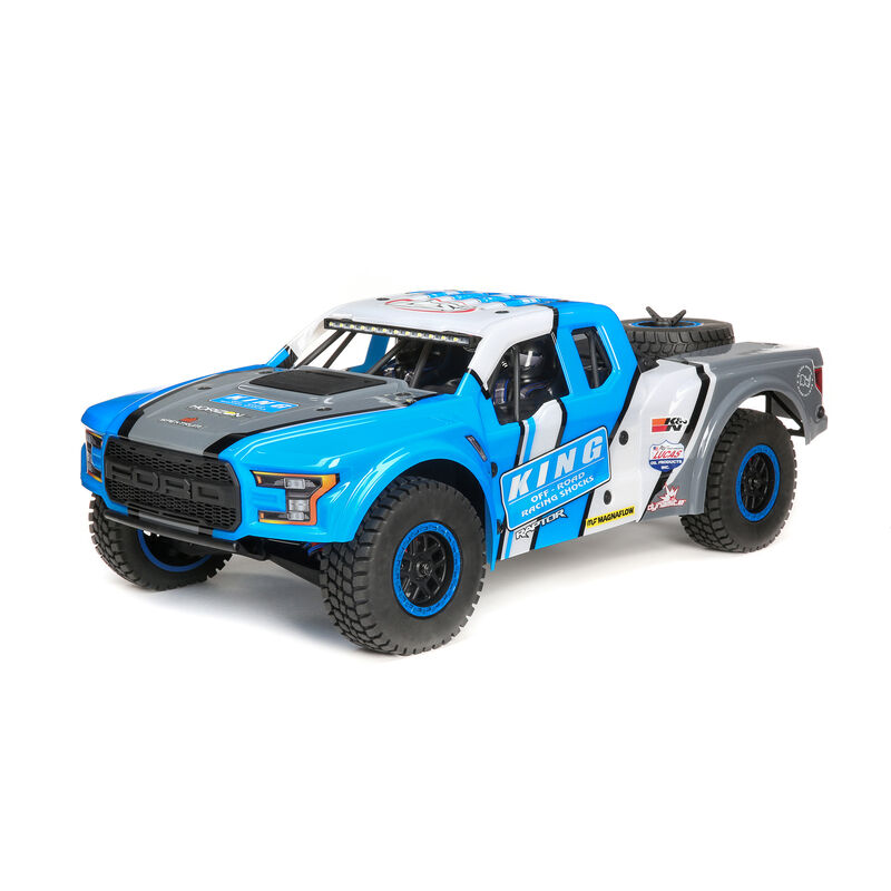 1/10 Ford Raptor Baja Rey 4WD Brushless RTR with SMART