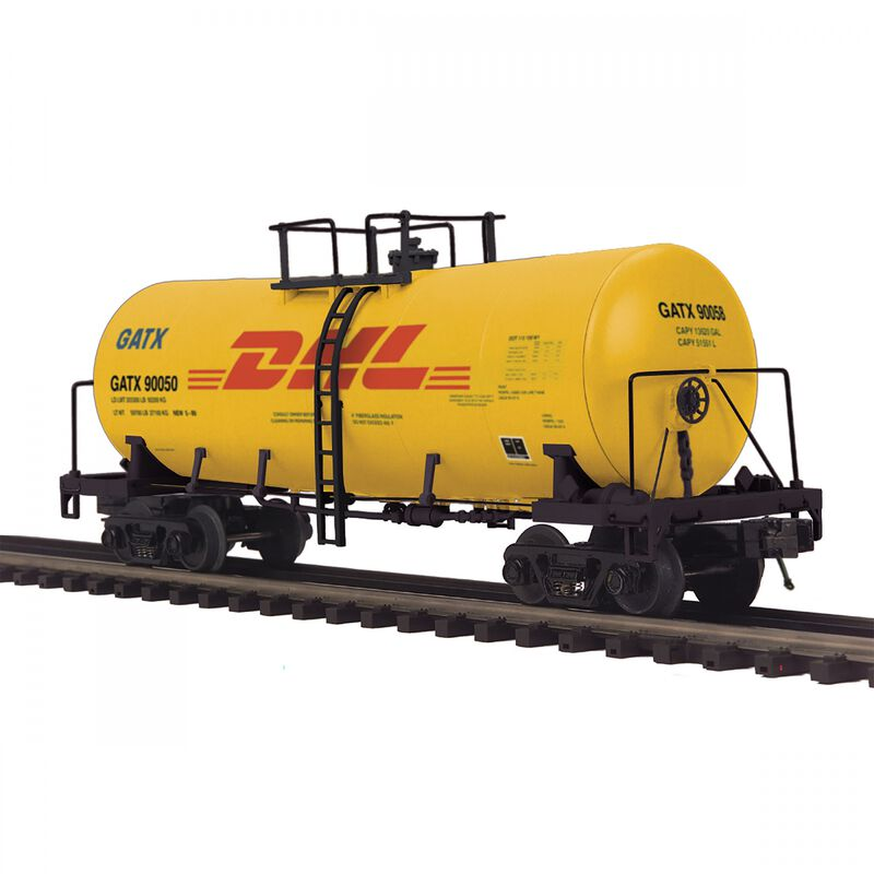 O Funnel Flow Tank Car DHL #90050