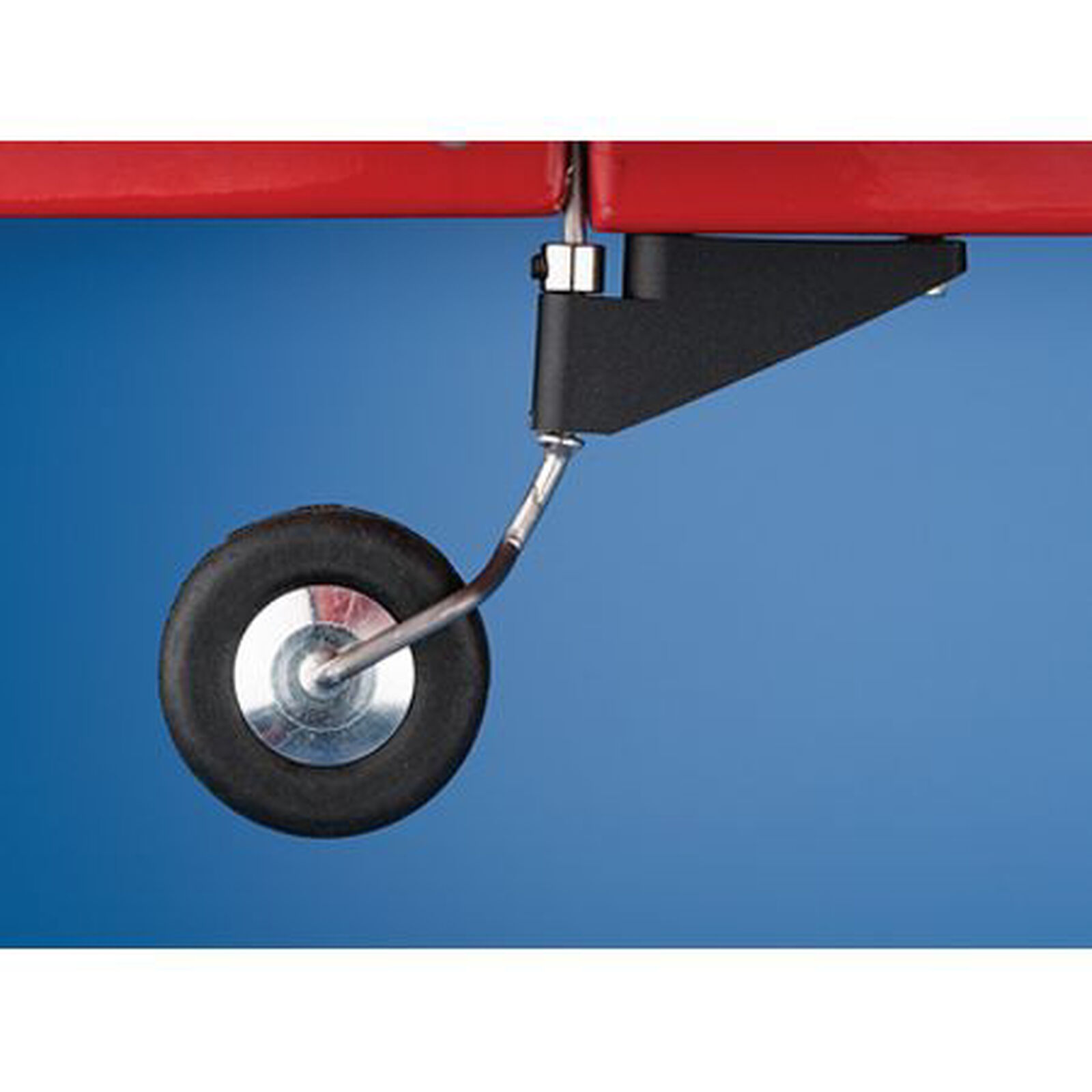 Tailwheel Bracket, 1/4 Planes
