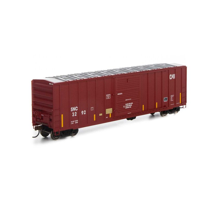HO RTR 50' FMC 5347 Box CAI S&NC #3292