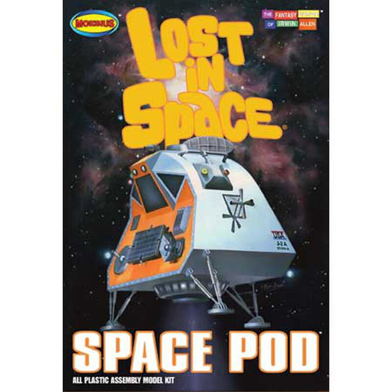 1/24 Lost in Space,  Pod