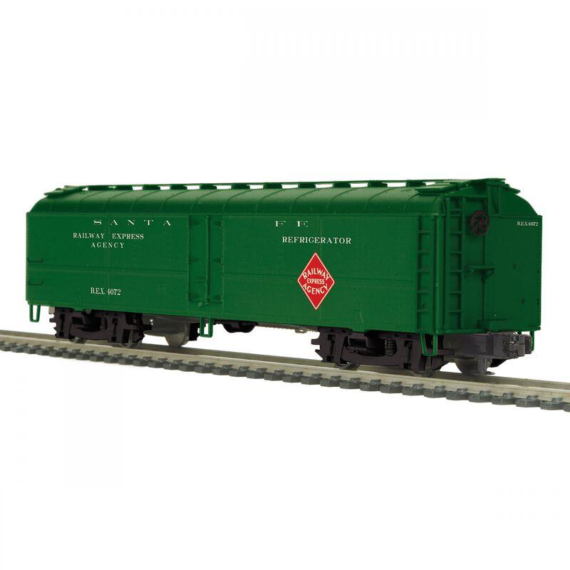 O R50B Express Reefer Car SF #4072