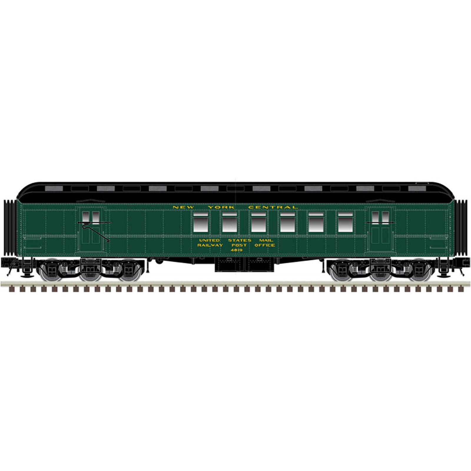 N Trainman 60' RPO Car NYC #4815