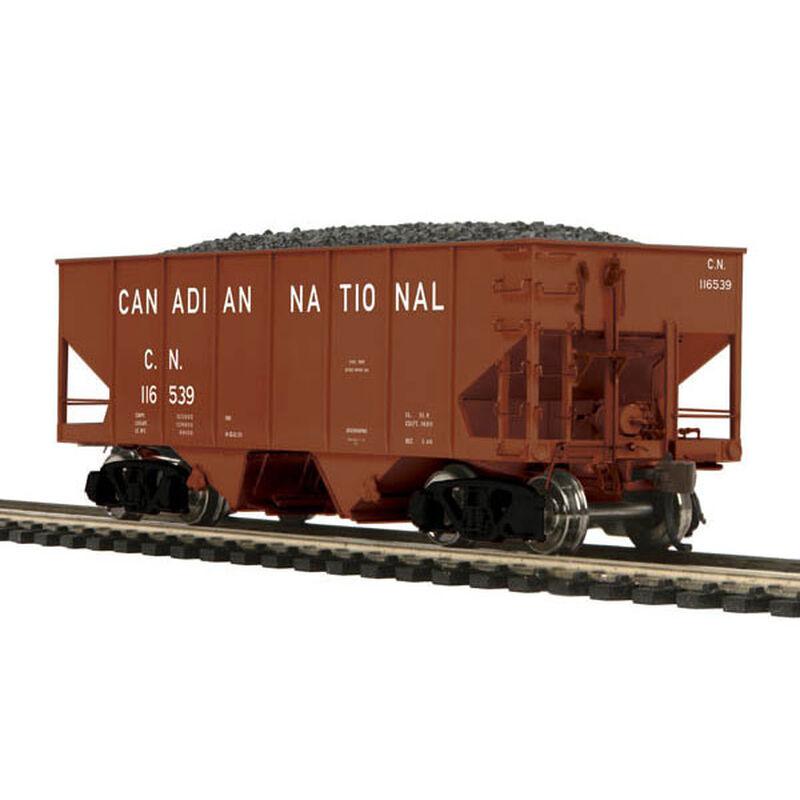 HO 55-Ton Twin Hopper, CN #116539