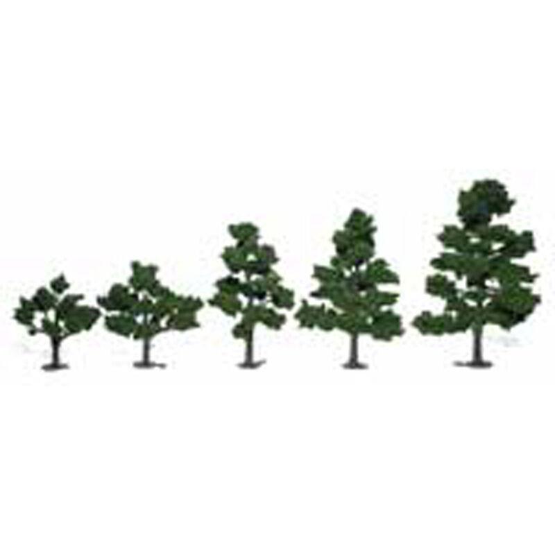 "Deciduous Tree Kit, 3""-7"" (6)"