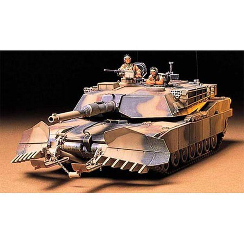 1/35 US M1A1 Abrams w/MinePlow