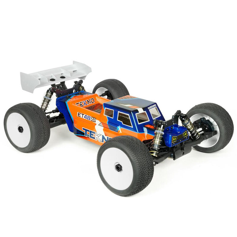 ET48 2.0 1/8 4WD Competition Electric Truggy Kit