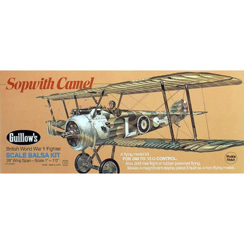 Sopwith Camel Kit, 28""