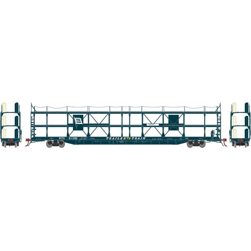 HO F89-F Tri-Level Auto Rack WAB #911395