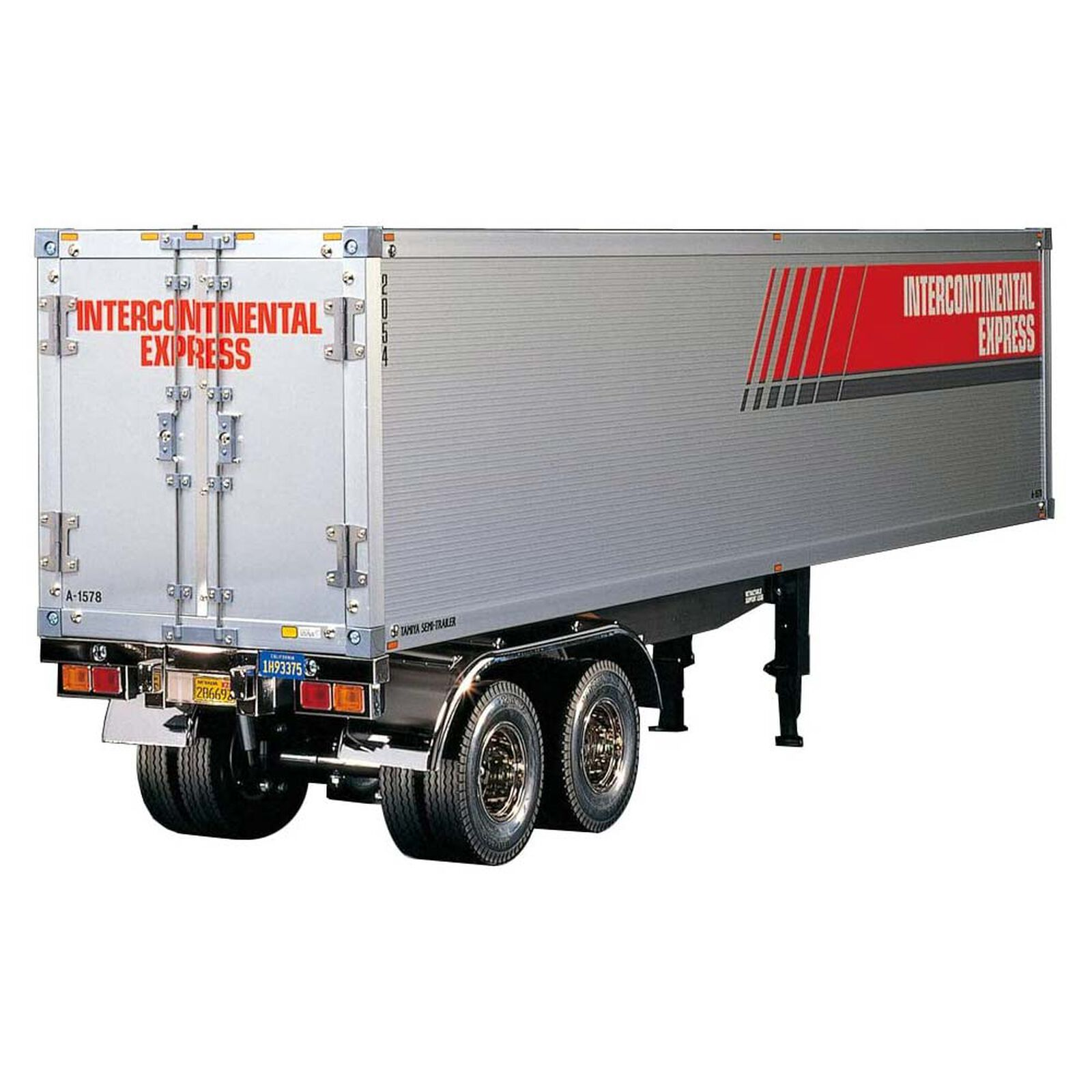 1/14 Semi Trailer Kit