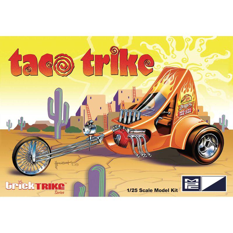 1 25 Taco Trike (Trick Trikes Series)