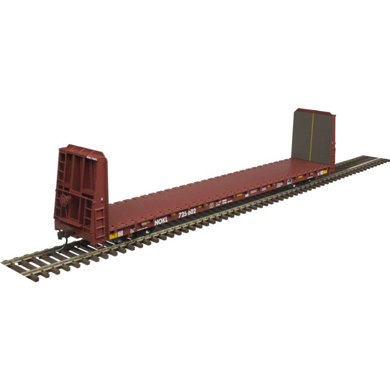 HO Trainman Bulkhead Flat NOKL #725674