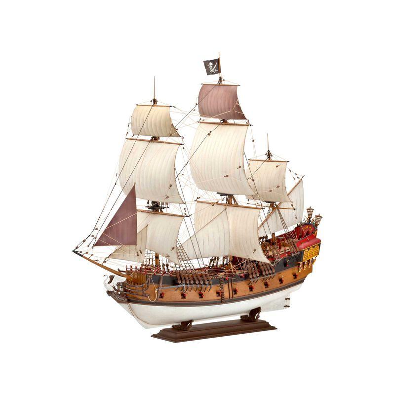 1/72 Pirate Ship