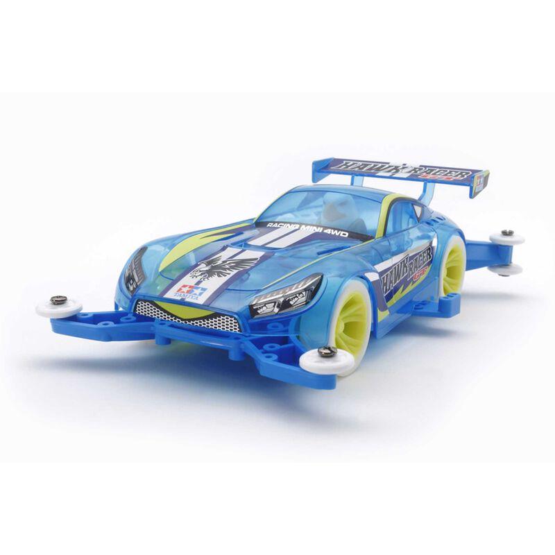 1/32 Mini 4WD Hawk Racer GT