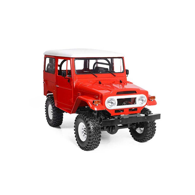 Gelande II RTR Truck with Cruiser Body Set