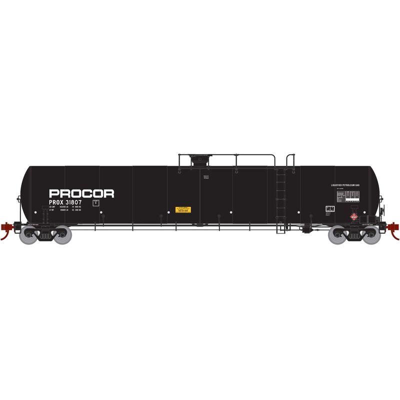 HO 33 900-Gallon LPG Tank Late PROX #31807