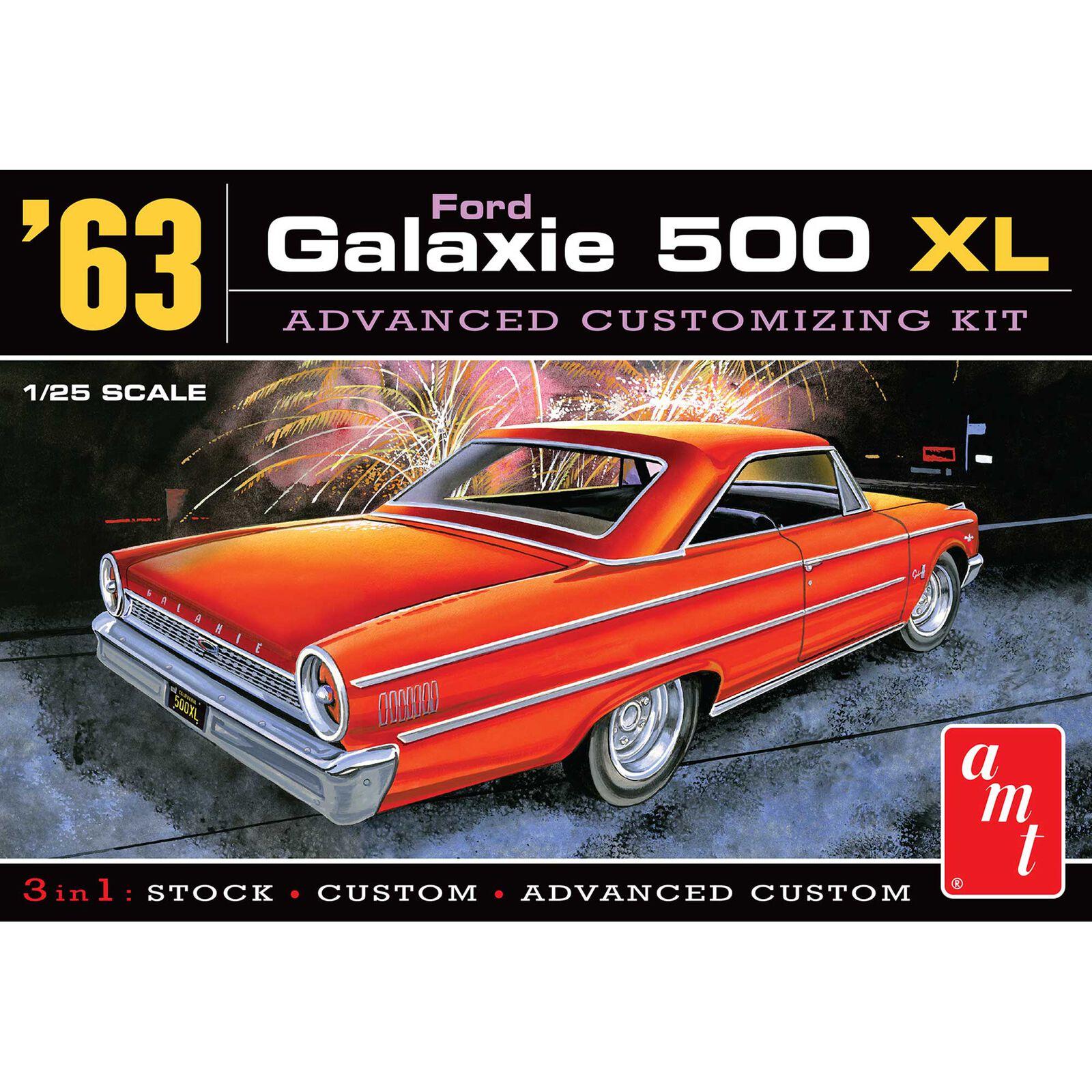 1/25 1963 Ford Galaxie