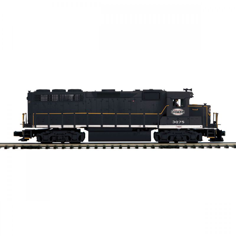 O GP-40 with PS3 & Scale Wheels NYC #3075
